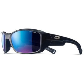 Julbo Rookie Spectron 3CF Occhiali da sole 8-12 anni Bambino, shiny black-multilayer blue